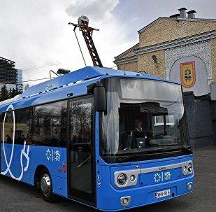 莫斯科在幾年內將完全轉向購置電動公交車