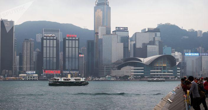 中国外交部:中方坚决反对任何外部势力干预香港内政和司法独立