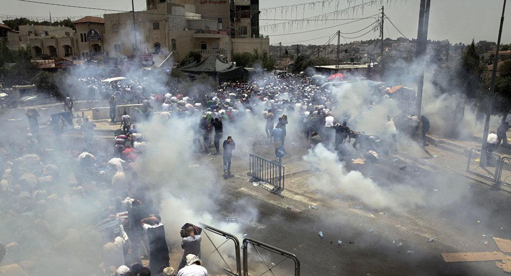 耶路撒冷抗議