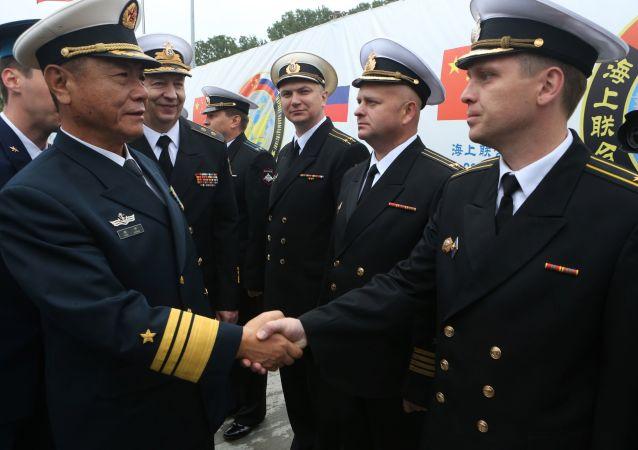 专家: 中俄波罗的海演习对中国海军而言是前所未有的