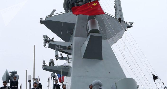 """中国舰队远赴波罗的海的""""得与失"""""""