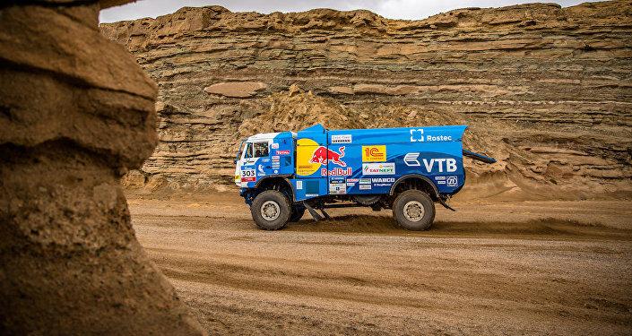 卡玛斯大师车队将在2018丝绸之路拉力赛上派出俄中国际车队