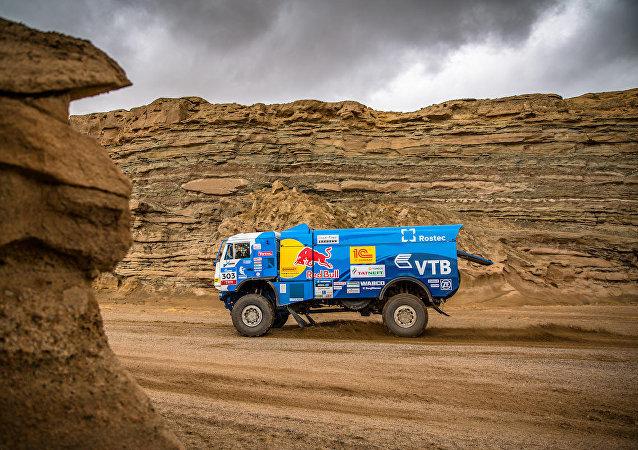 卡瑪斯大師車隊將在2018絲綢之路拉力賽上派出俄中國際車隊
