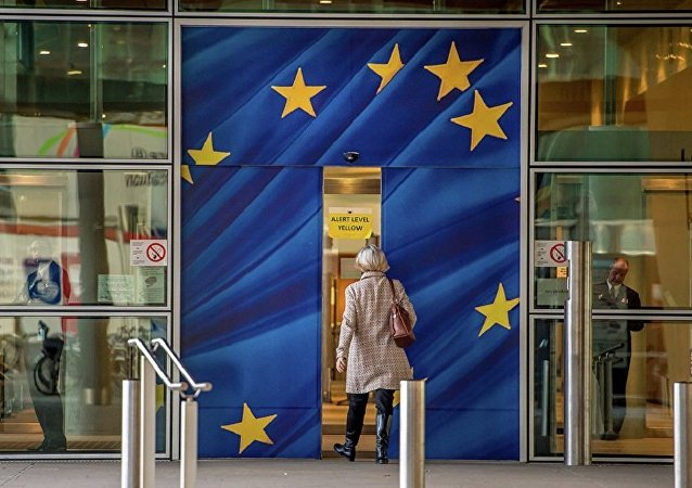 歐盟委員會公佈一項美對伊制裁保護措施計劃