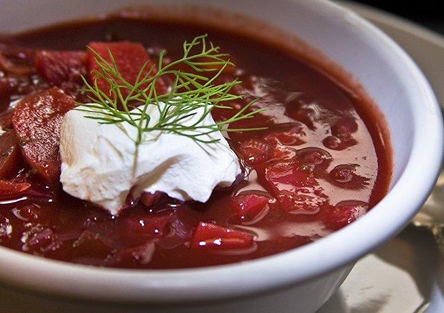 國際空間站宇航員將烹制俄紅菜湯和餃子