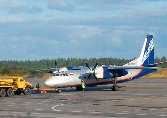 安-24飞机