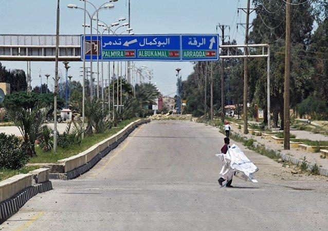 敘交通部長:敘利亞因戰爭損失超過三分之二鐵路