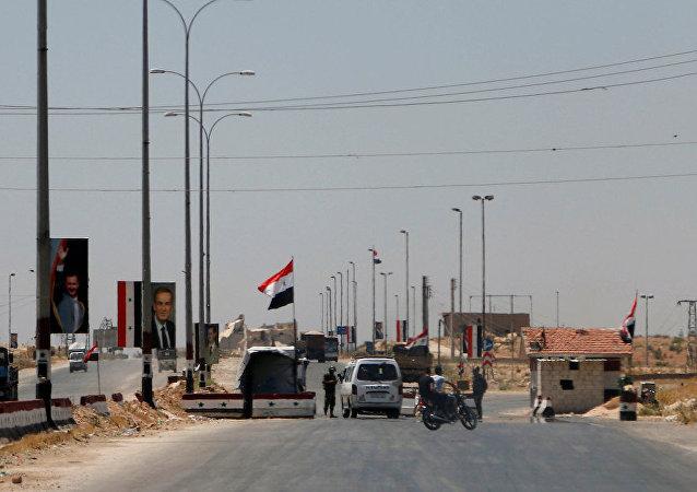 敘交通部長:美國主導國際聯盟參與破壞敘交通基礎設施