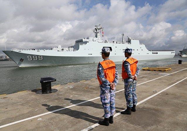 中国或派军调节吉布提和厄立特里亚冲突