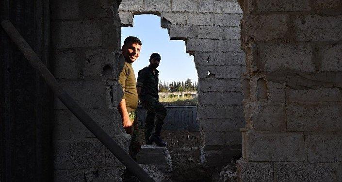 敘東古塔的國家機構開始恢復運行
