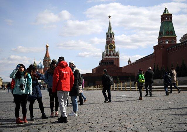 中國赴俄遊客消費增多
