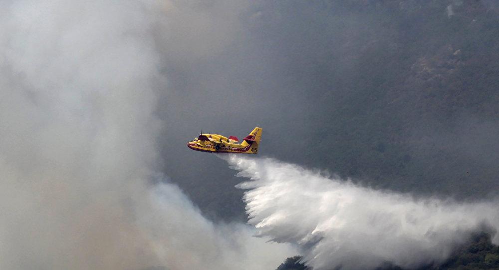 法国自然火灾