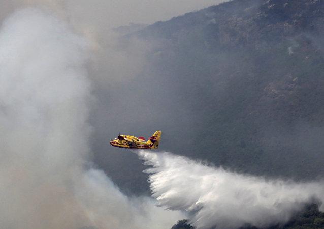 法國自然火災