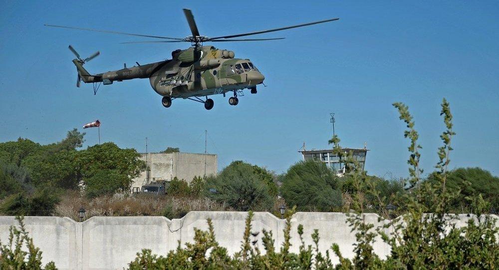 赫梅米姆軍事基地