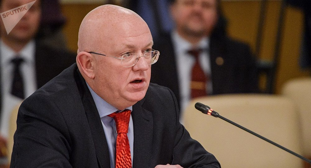 俄常驻联合国代表:俄将继续在联合国框架内与美国合作