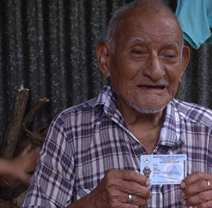 117歲尼加拉瓜老人或成世界上最年長的人