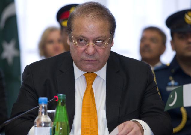 巴基斯坦前總理納瓦茲·謝里夫