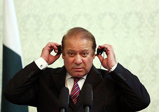 巴基斯坦前總理謝里夫被判處十年有期徒刑