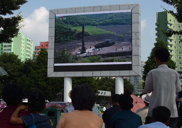 美国和其盟国就朝鲜问题向中国施加更大压力