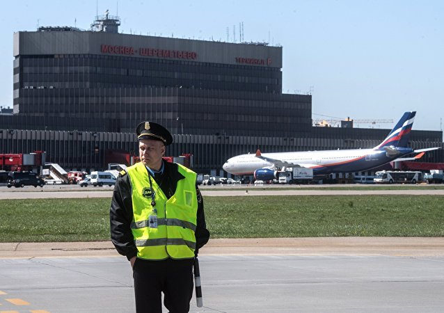 莫斯科謝列梅捷沃機場