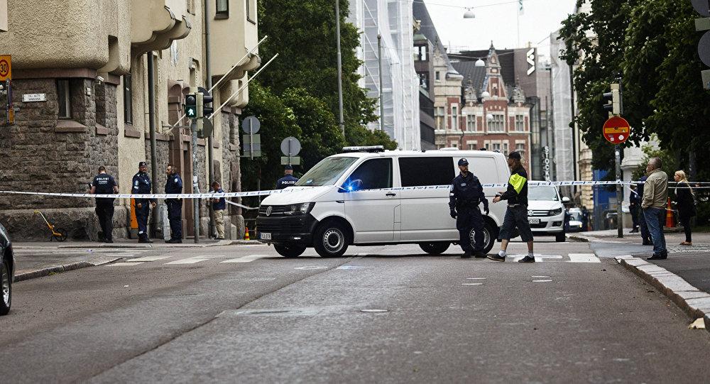 一名男子在芬蘭首都駕車衝進人群 導致一人死亡