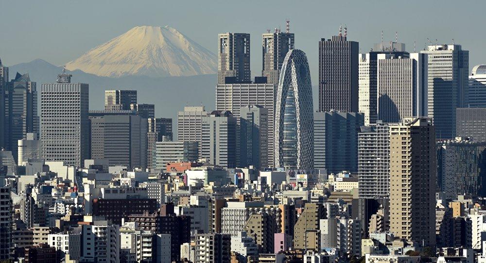 日本首都东京