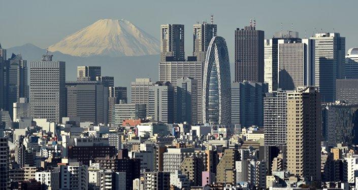 日本首都東京
