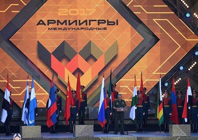 国际军事比赛 2017