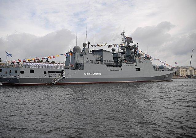 """""""马卡罗夫海军上将""""号护卫舰"""