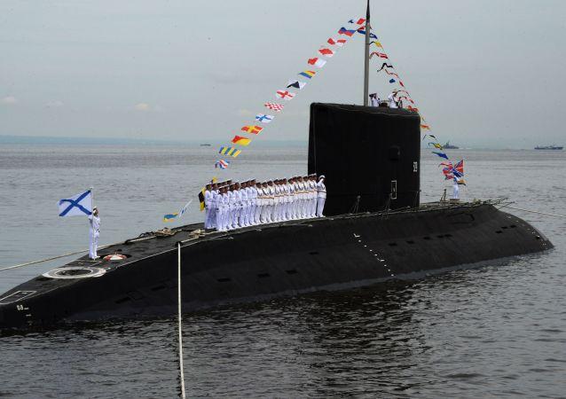 约40艘太平洋舰队战舰和舰船将参加符拉迪沃斯托克的海军日庆祝活动