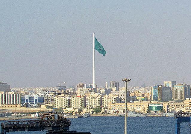 沙特吉達港附近一艘伊朗油輪發生爆炸