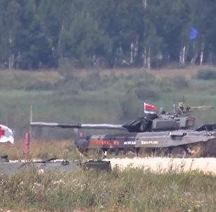 7月29日,國際軍事比賽-2017開幕