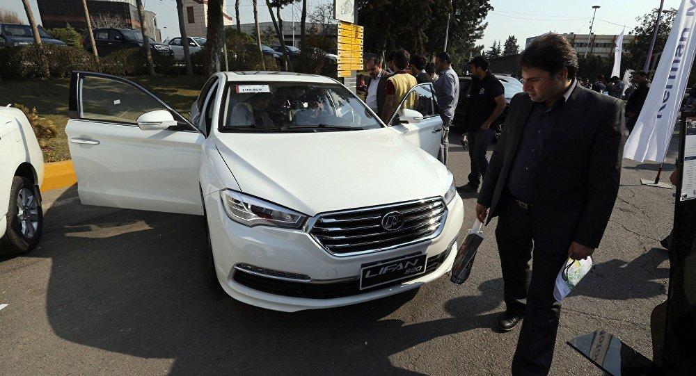 力帆成為今年前5個月俄羅斯最暢銷的中國汽車品牌