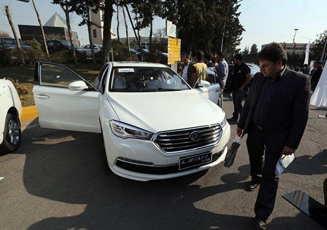力帆成为今年前5个月俄罗斯最畅销的中国汽车品牌