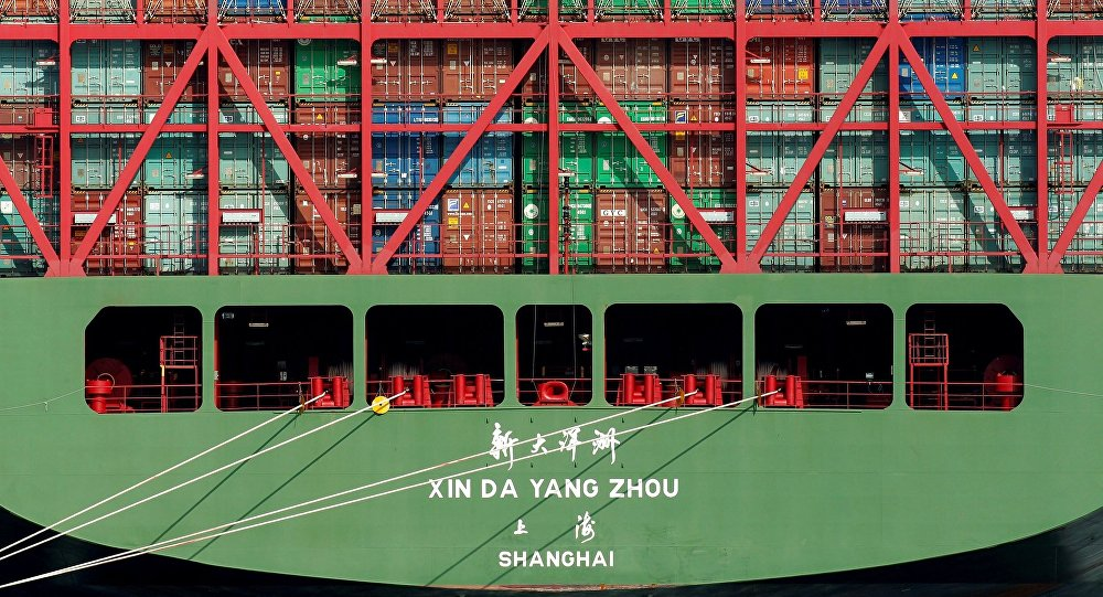 琿春鐵路口岸2017年進境貨物總量同比增長超25%