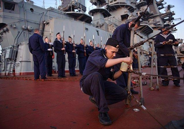 俄联邦委员会国防委员会赞成扩建驻叙海军基地协议