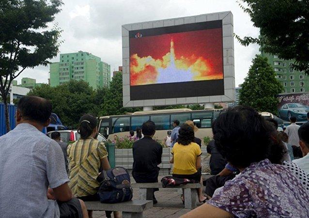 俄媒:若朝鲜半岛开战,中国不会站在美国一边