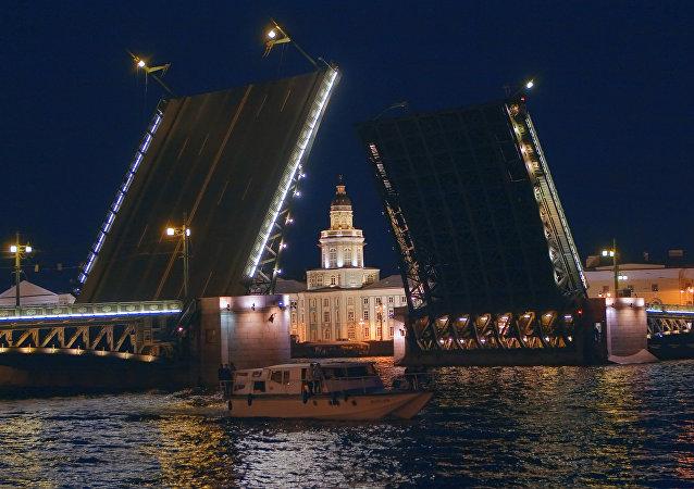 聖彼得堡政府建議中國投資者建設「北京」酒店