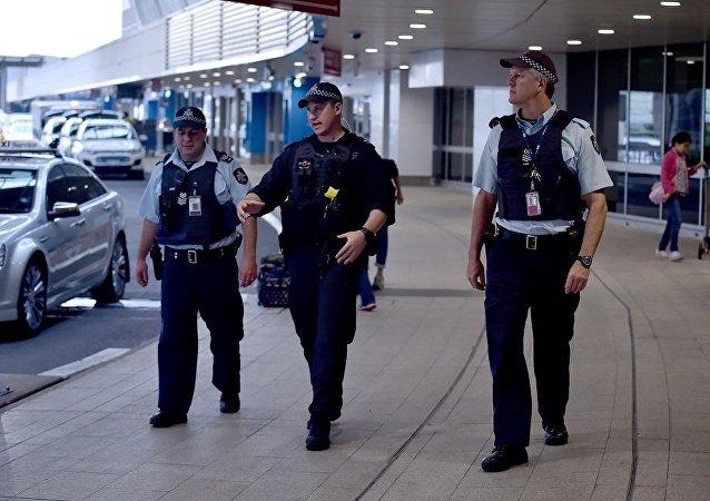 澳大利亞恐怖分子的目標或是悉尼赴阿聯酋飛機