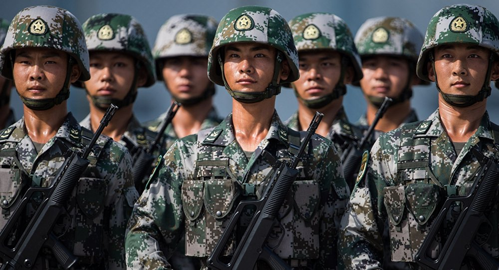 外媒:解放军将使美国失去在亚太和世界上的霸权