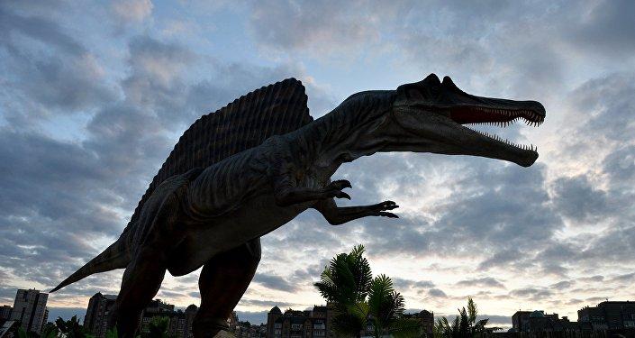 """古生物学家在阿根廷发现与""""波音737""""大小相似的恐龙"""