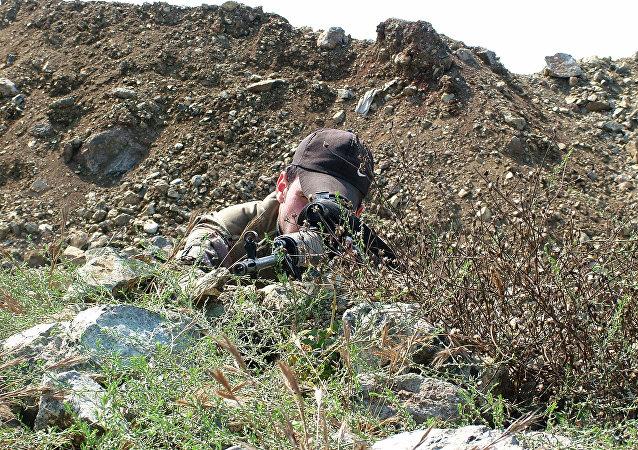 敘軍在蘇赫納地區包圍武裝分子