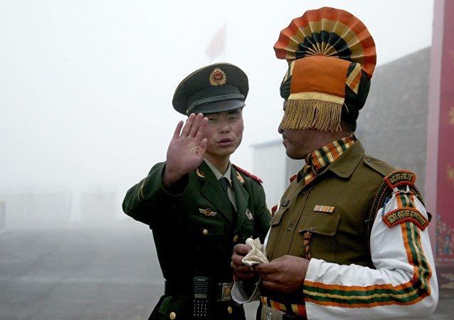中国外交部:印度无权介入并阻挠中国与不丹的边界谈判进程