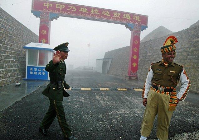 中方可見印度和不丹發展正常的國家關係