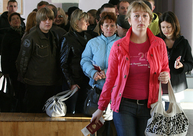 6月經滿洲里口岸入境俄旅遊團數量增長30%