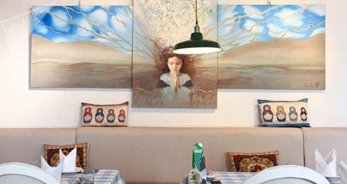 北京最文艺的俄罗斯餐厅