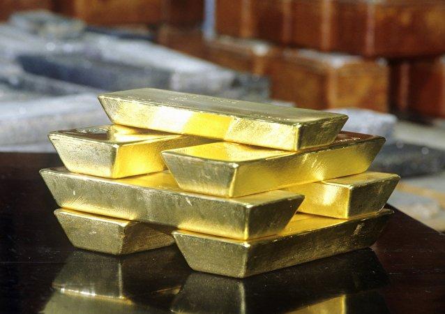 世界黃金協會:俄央行今年第三季度購金量創紀錄