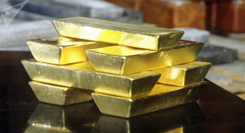 土耳其从美国撤出黄金储备