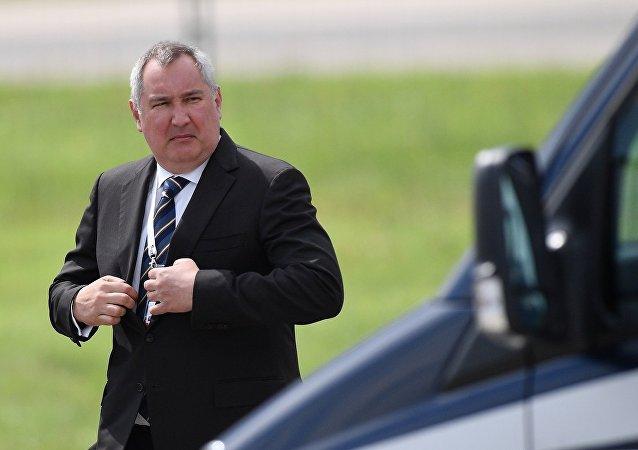 俄副總理羅戈津