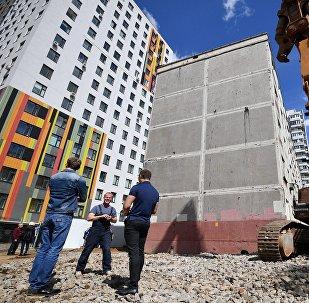 莫斯科如何落实旧房拆迁计划?